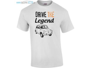 Majica drive the legend Fičo