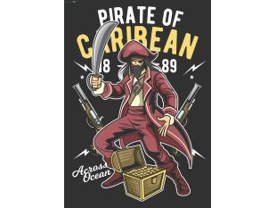 Pirate Caribean